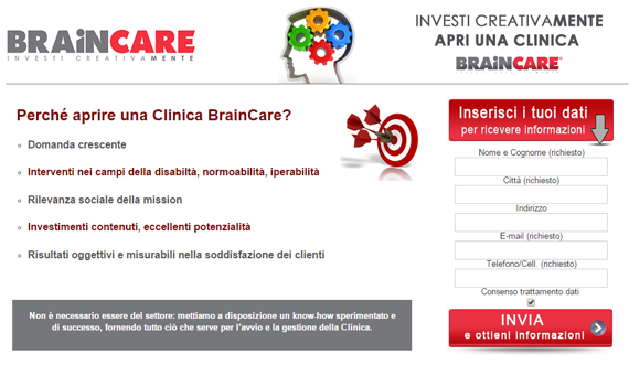 Franchising Braincare